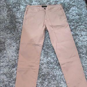 American eagle men's 31x30 slim straight pants
